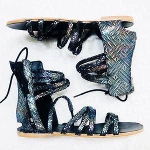 Free People Juliette gladiator sandals